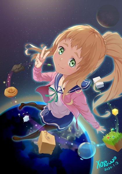 Tags: Anime, Pixiv Id 17436409, Koisuru Asteroid, Inose Mai