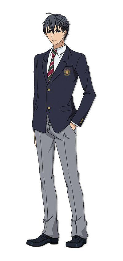Inoue Ryou - Trickster: Edogawa Ranpo