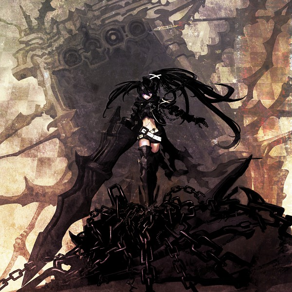 Insane Black★Rock Shooter - Black★Rock Shooter