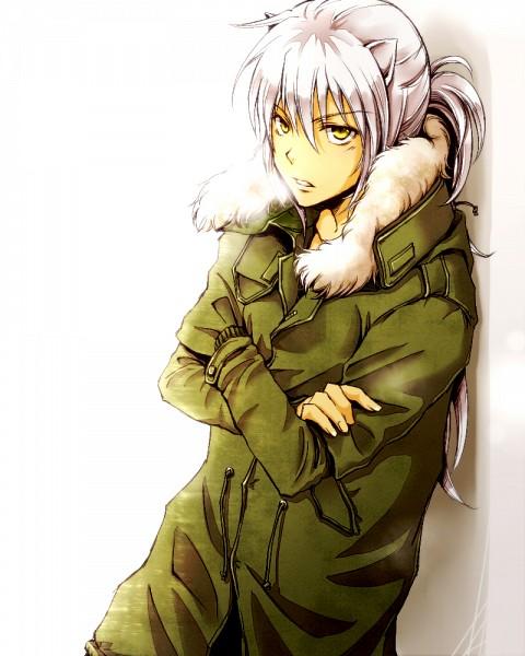 Tags: Anime, Kin'Iro Nyanko, InuYasha, InuYasha (Character)