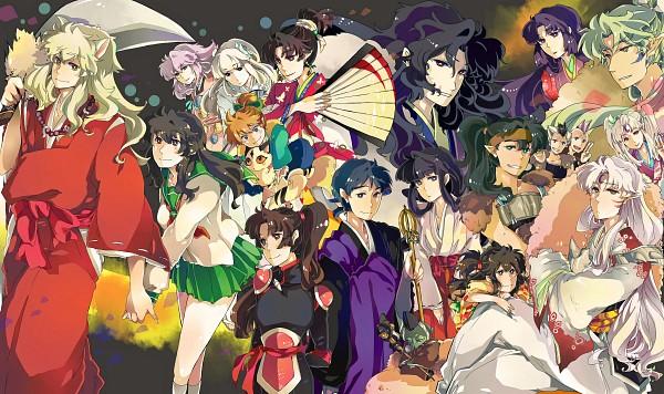 Tags: Anime, InuYasha, InuKimi, Sango, Kikyo (InuYasha), Naraku, Shippo, Hakudoushi, Sesshoumaru, Izayoi (InuYasha), InuYasha (Character), Jaken, Inu no Taishou