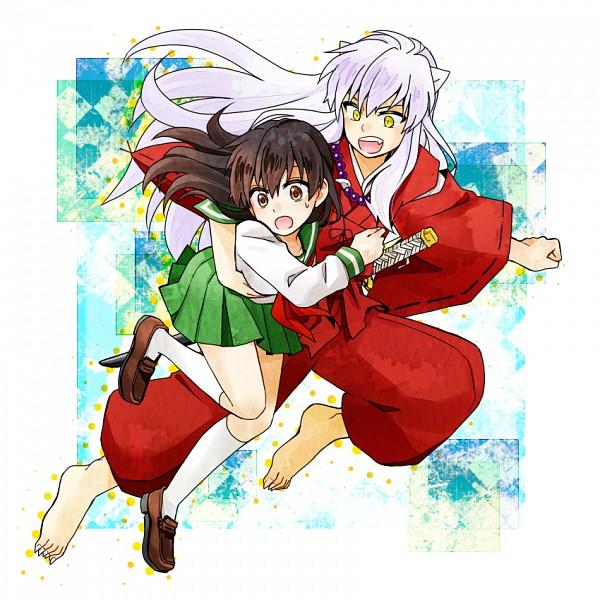 Tags: Anime, 108 (artist), InuYasha, InuYasha (Character), Higurashi Kagome