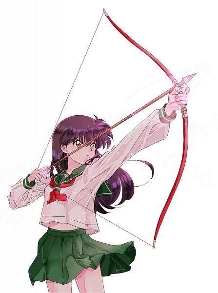 Tags: Anime, Pixiv Id 6096383, InuYasha, Higurashi Kagome