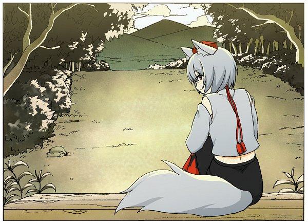 Tags: Anime, Pixiv Id 5518650, Touhou, Inubashiri Momiji, Pixiv, Fanart, Fanart From Pixiv, Momiji Inubashiri