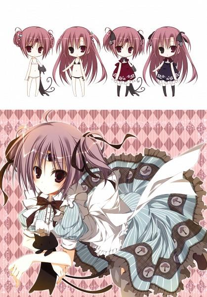 Tags: Anime, Inugami Kira, Nekodoku Holic, Scan