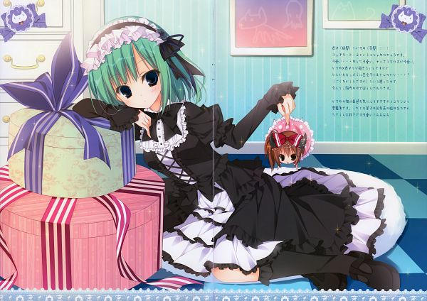Tags: Anime, Inugami Kira, Necotoxin 2013 Summer, Comic Market 84, Scan