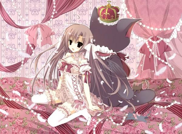 Tags: Anime, Inugami Kira, Pixiv, Original