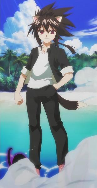 Inugami Kotarou - Mahou Sensei Negima!
