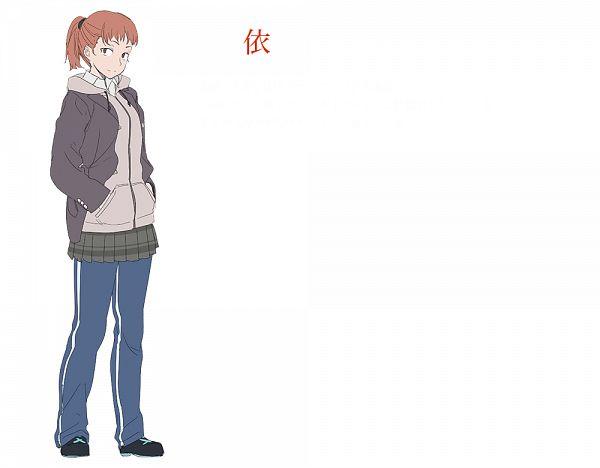 Inui Yoriko - Just Because!