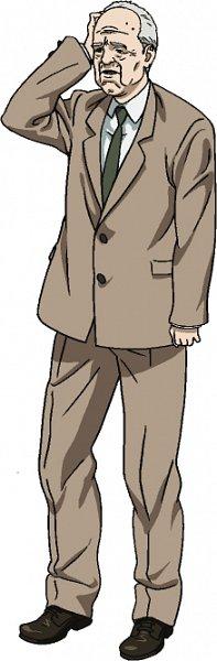 Inuyashiki Ichirou - Inuyashiki