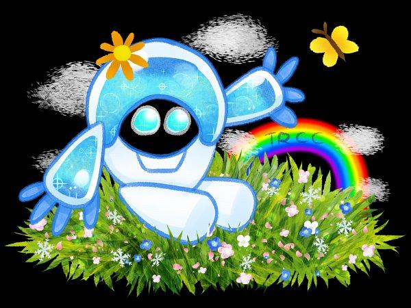Tags: Anime, Treecreationculture, Cookie Run: OvenBreak, Cookie Run, Ion Cookie Robot, Fanart From DeviantART, deviantART, Wallpaper, Fanart