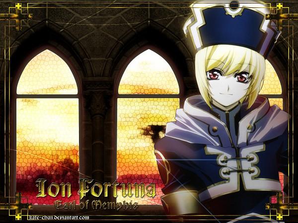 Tags: Anime, Nakajima Atsuko, Trinity Blood, Ion Fortuna, Wallpaper