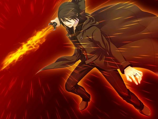 Tags: Anime, Asaki Yume Mishi, Iori Shuuichirou, CG Art