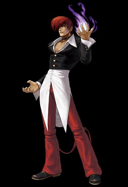iori yagami - king of fighters - image  1622781