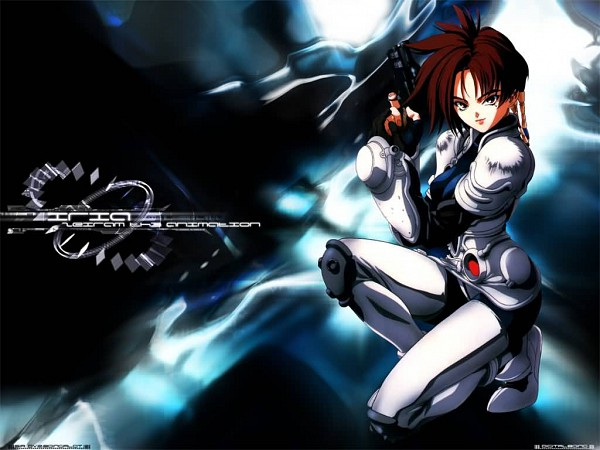Tags: Anime, Iria - Zeiram The Animation, Iria, Wallpaper