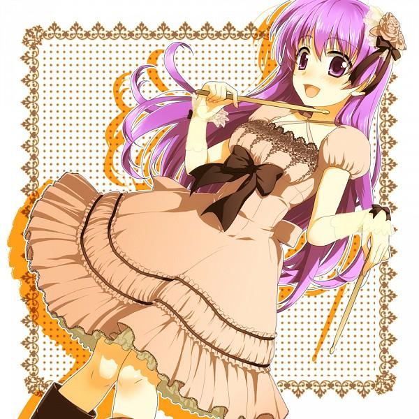 Tags: Anime, Migu, Angel Beats!, Irie Miyuki, Drumsticks, Pixiv