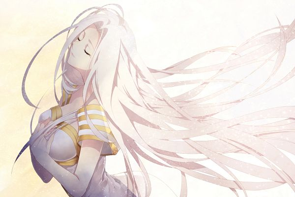 Tags: Anime, Fujiwara Kai, Fate/zero, Irisviel von Einzbern, Fanart, Fanart From Pixiv, Pixiv