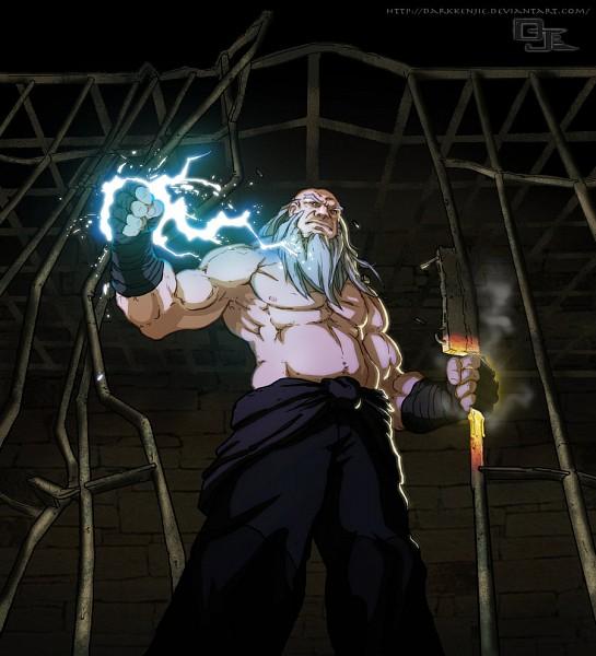 Iroh - Avatar: The Last Airbender