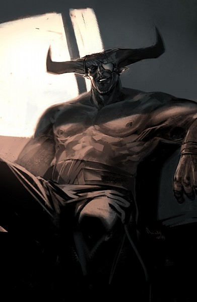 Iron Bull - Dragon Age: Inquisition