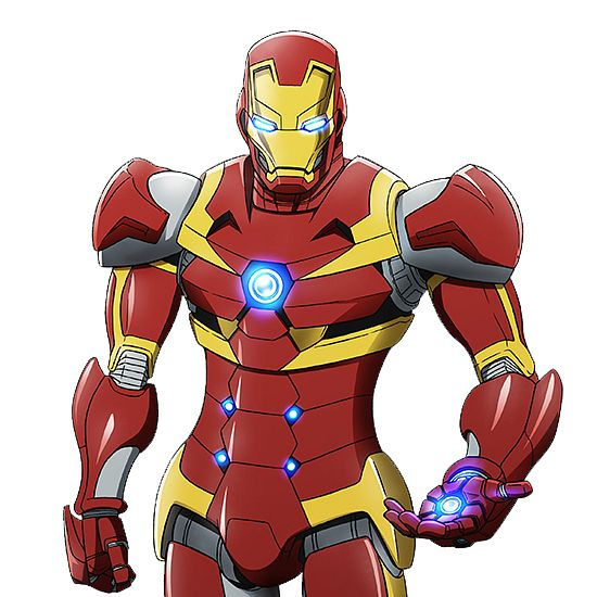 Iron Man (Character) - Iron Man
