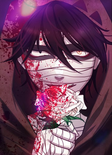 Tags: Anime, Pixiv Id 5556151, Satsuriku no Tenshi, Isaac Foster, Fanart From Pixiv, Pixiv, Fanart