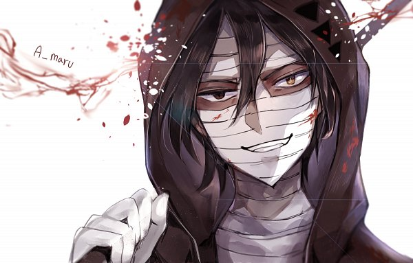 Tags: Anime, Pixiv Id 7775076, Satsuriku no Tenshi, Isaac Foster, Pixiv, Fanart, Fanart From Pixiv