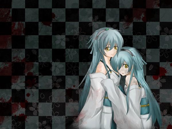 Tags: Anime, Pixiv Id 2760188, Brave 10, Isanami, Pixiv, Fanart