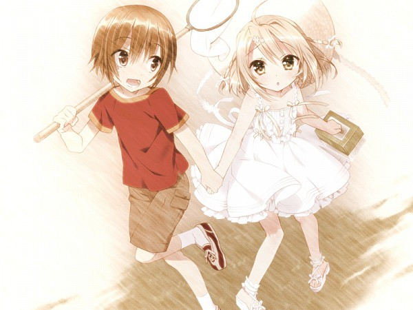 Ise Haruka - Relations. Sister X Sister
