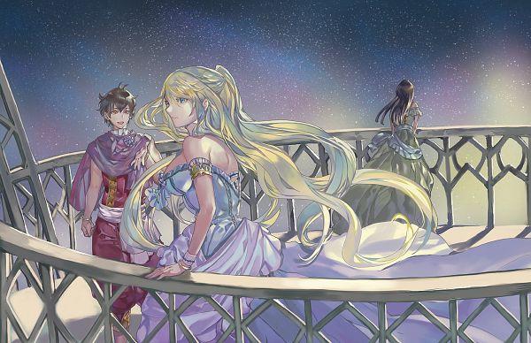 Tags: Anime, Kochimo, Isekai Ryouridou, Ai Fa, Tsurumi Asuta, Official Art, Character Request, Novel Illustration