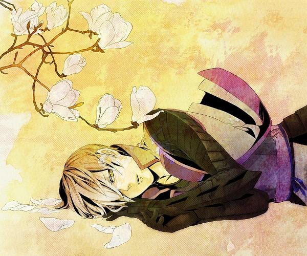 Tags: Anime, Pixiv Id 403610, Sengoku Basara, Ishida Mitsunari (Sengoku Basara)
