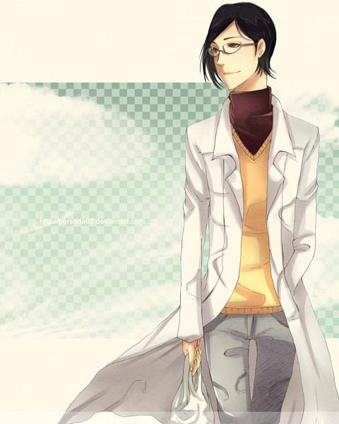 Tags: Anime, Khaizusan, BLEACH, Ishida Uryuu, deviantART