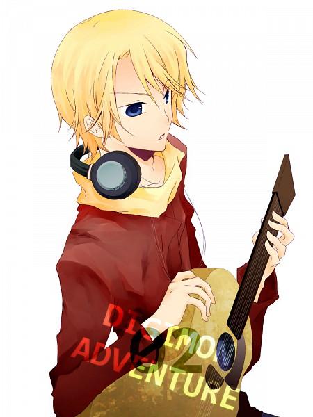 Tags: Anime, Pixiv Id 1583929, Digimon Adventure, Ishida Yamato