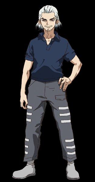 Ishigami Byakuya - Dr. STONE