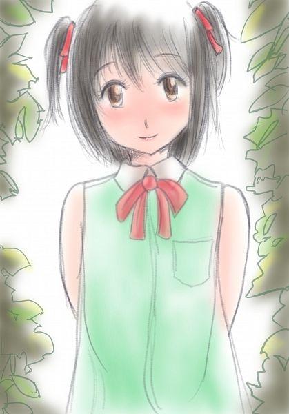 Tags: Anime, Pixiv Id 5242700, Non Non Biyori, Ishikawa Honoka, Sketch, Fanart