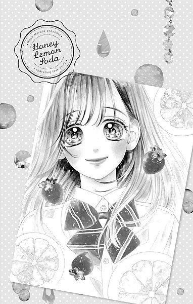 Tags: Anime, Murata Mayu, Honey Lemon Soda, Ishimori Uka, Manga Page, Official Art