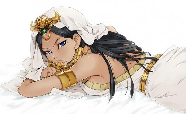 Ishizu Ishtar - Yu-Gi-Oh! Duel Monsters