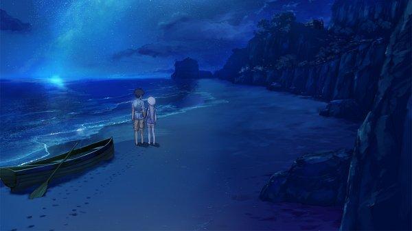 Tags: Anime, Island (VN), Sanzenkai Setsuna, Ohara Rinne, CG Art