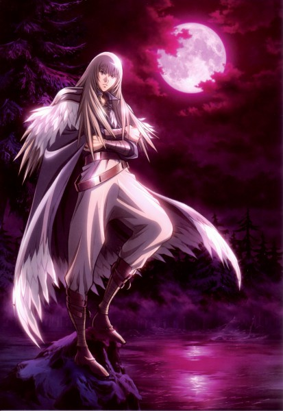 Tags: Anime, Claymore, Isley, Mobile Wallpaper