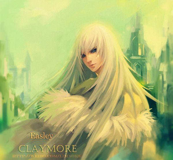 Tags: Anime, Pixiv Id 2749435, Claymore, Isley, Fanart, Pixiv
