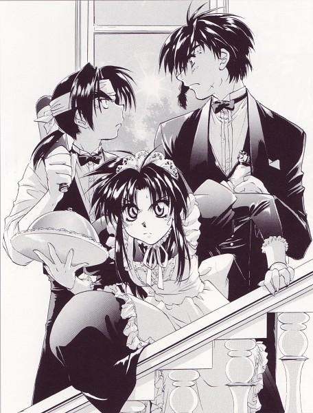 Issei Tsubaki - Full Metal Panic!
