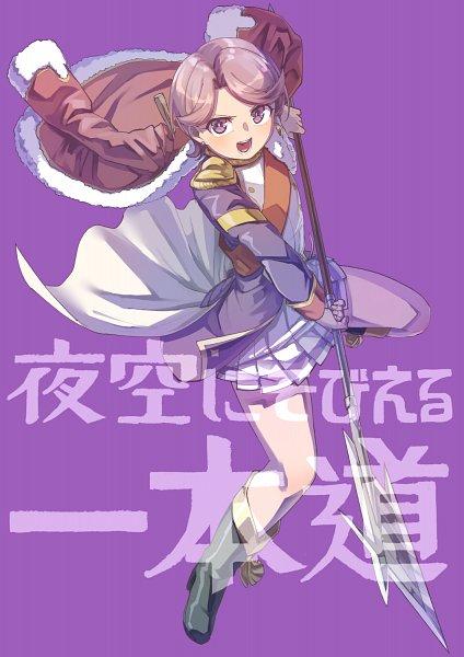 Tags: Anime, Pixiv Id 5255185, Shoujo☆Kageki Revue Starlight, Isurugi Futaba, Fanart