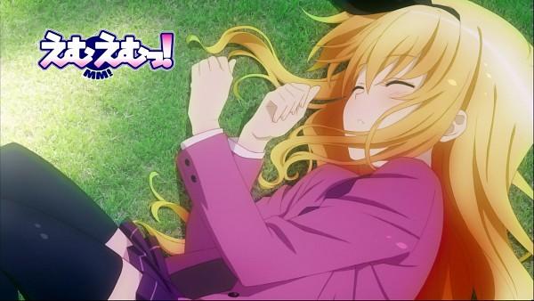 Tags: Anime, MM!, Isurugi Mio, Screenshot, HD Wallpaper, Wallpaper, Mm! - Eyecatcher