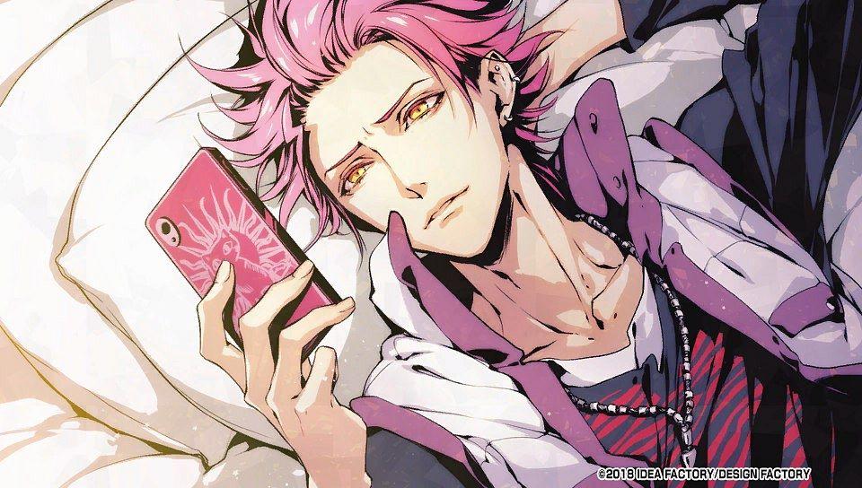 Tags: Anime, Usuba Kagerou, DESIGN FACTORY, Otomate, Variable Barricade, Isurugi Taiga, CG Art