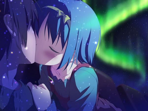 Tags: Anime, Shida Kazuhiro, Favorite (Studio), Hoshizora no Memoria -Wish upon a Shooting Star-, Isuzu Aoi, CG Art