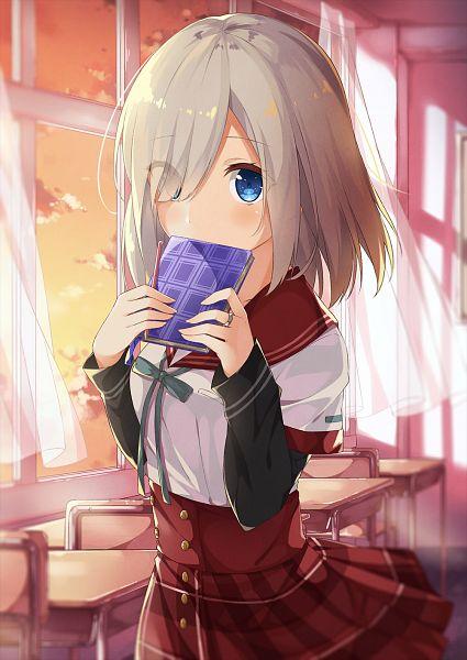 Tags: Anime, Azunyan73, Magia Record: Mahou Shoujo Madoka☆Magica Gaiden, Isuzu Ren