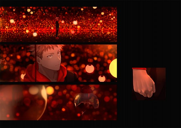 Tags: Anime, Pixiv Id 412104, Jujutsu Kaisen, Itadori Yuuji, Fanart, Fanart From Pixiv, Pixiv
