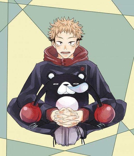 Tags: Anime, Pixiv Id 42925776, Jujutsu Kaisen, Itadori Yuuji, Boxing Gloves, Boxer, Snot Bubble, Fanart, Fanart From Pixiv, Pixiv