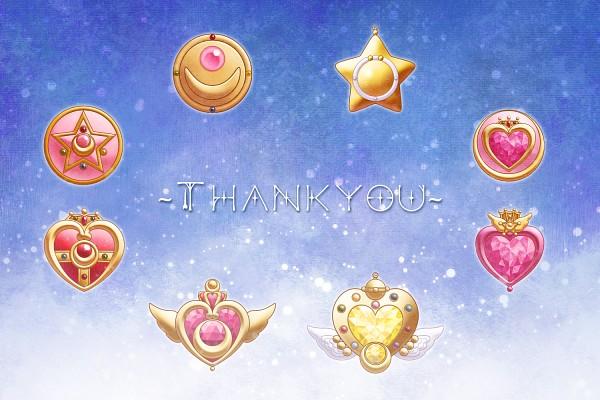 Items (Bishoujo Senshi Sailor Moon) - Bishoujo Senshi Sailor Moon