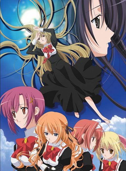 Tags: Anime, Otome wa Boku ni Koishiteru, Suouin Kana, Mikado Mariya, Itsukushima Takako, Kamioka Yukari, Jyuujyou Shion, Miyanokouji Mizuho