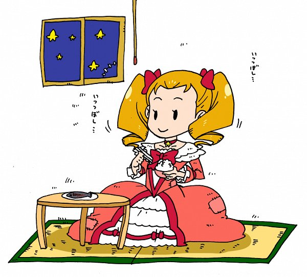 Tags: Anime, Pixiv Id 4776, Dokidoki! Precure, Itsutsuboshi Reina, Rice, Fanart, Fanart From Pixiv, Pixiv